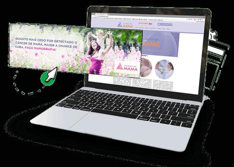 Clinica-Da-Mama-Laptop